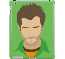 Psych Shawn Spencer Equiptment iPad Case/Skin
