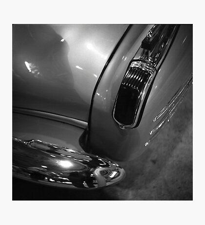 Cadillac III Photographic Print