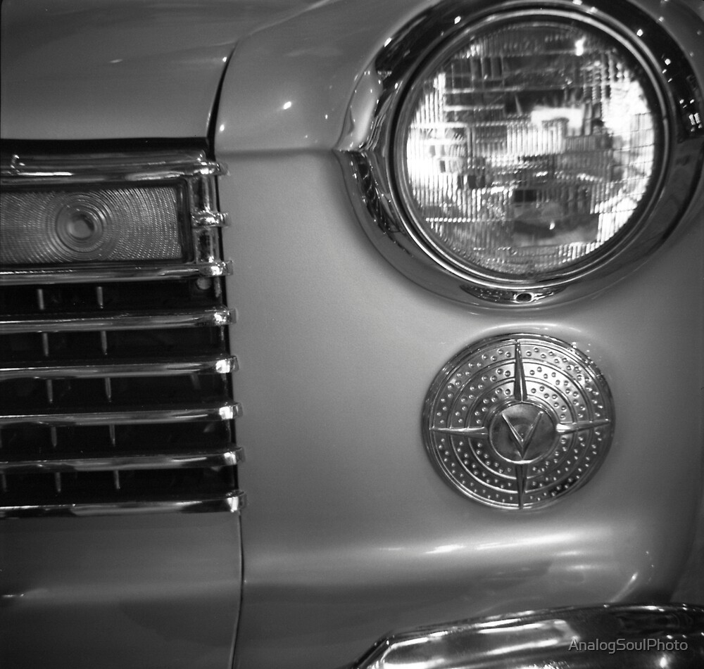 Cadillac I by AnalogSoulPhoto