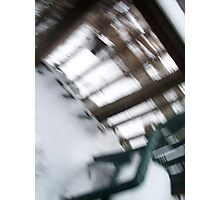 Movement Photographic Print