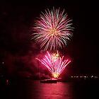 fireworks by kerrie black