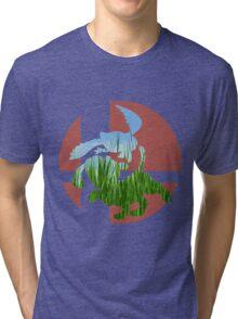 Sm4sh - Duck Hunt Tri-blend T-Shirt