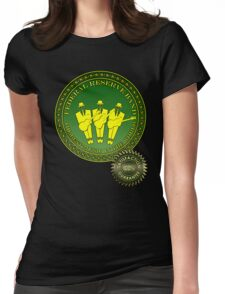 Federal Reserve Band Womens Fitted T-Shirt