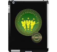 Federal Reserve Band iPad Case/Skin