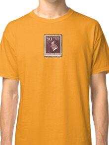 Tesla Stamp (Yugoslavia) III Classic T-Shirt