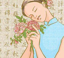 Peony Dreams by funfang