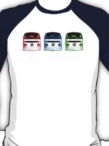VW Kombi shirt - Bays are BETTER!!  T-Shirt