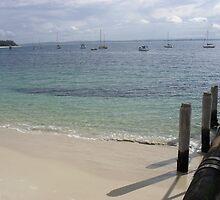 Nelson Bay, NSW, Australia by Sharon Williams