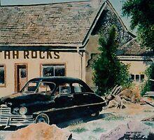 """""""Utah Rocks - Nephi, Utah"""" by Spenceartist"""