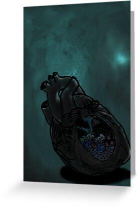 Crow Bag by Azellah