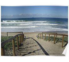Budgewoi Beach, NSW Australia Poster
