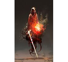Acolyte of Embers Photographic Print