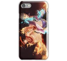Ace and Marco iPhone Case/Skin