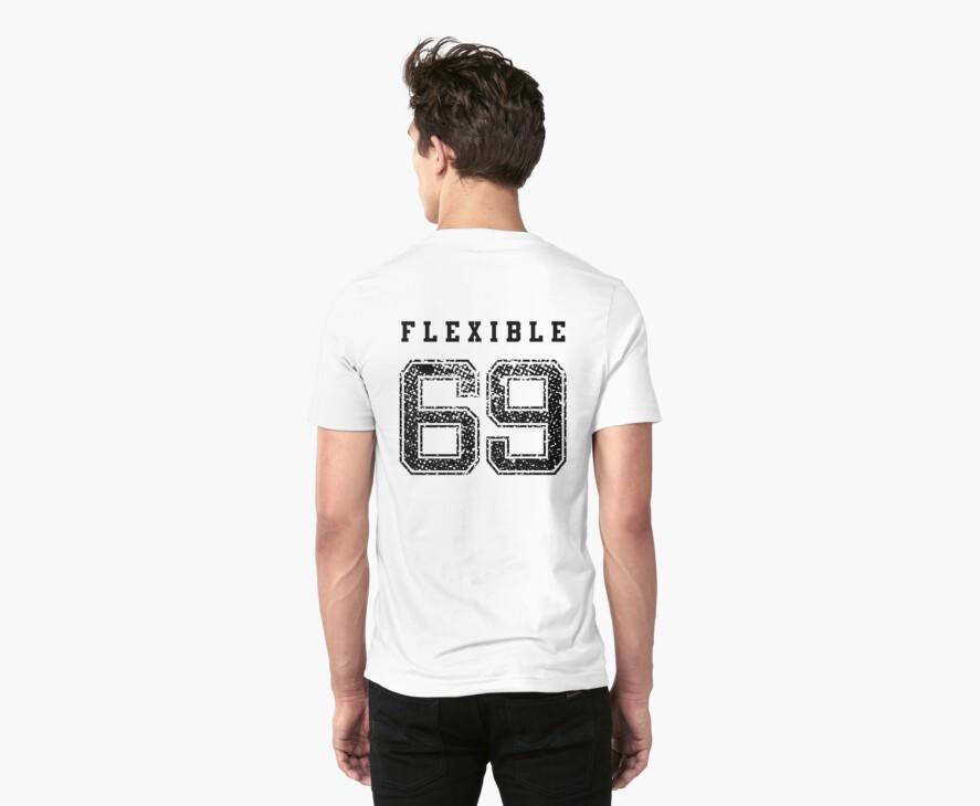 Team Supporter - 69 Flexible by TimeMeddler