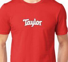 White Taylor Unisex T-Shirt