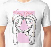 Destiel - Love Wins Unisex T-Shirt