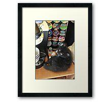 Barista? Framed Print