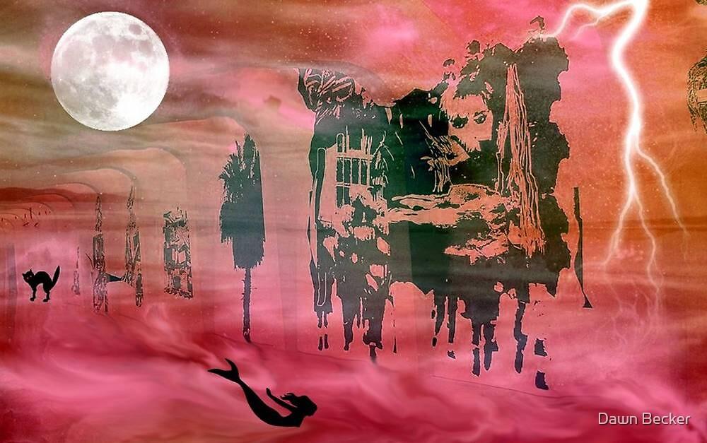 Alice's Nightmare © by Dawn M. Becker