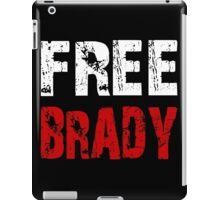 Free Brady Tom Brady iPad Case/Skin