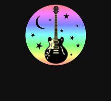 Guitar,moon,stars Hoodie