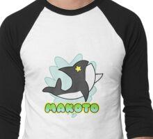 Splash Free Club - Makoto Men's Baseball ¾ T-Shirt