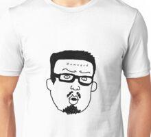 Rocco Botte - Damaged (mega64) Unisex T-Shirt