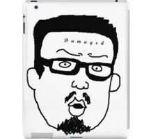 Rocco Botte - Damaged (mega64) iPad Case/Skin