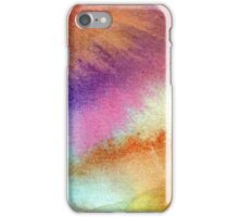 Water Color Sky iPhone Case/Skin