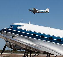 DC-3s by mimsjodi