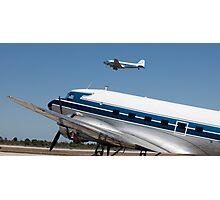 DC-3s Photographic Print
