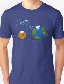 Earth and Mars T-Shirt
