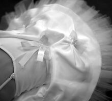 White Tutu by Denice Breaux