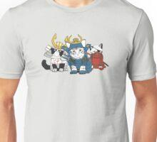 Faster, Pizzacats! Kill! Unisex T-Shirt