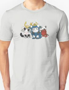 Faster, Pizzacats! Kill! T-Shirt