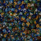 A thousand ceramic beads by 3Cavaliers