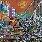 Bay Bridge by Sally Sargent