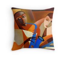ORNITHOLOGY - CHARLIE PARKER WITH DODO MARMAROSA 1946 Throw Pillow