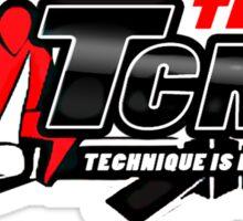 TCMA - BJJ Animated Sticker