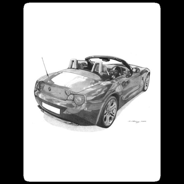 BMW Z4 2.5i by Steve Pearcy