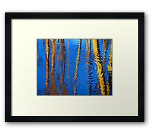 The Sound in the Light Framed Print