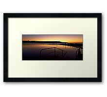 Personified Framed Print
