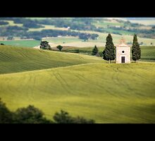 Little Chapel on the Prairie by dgt0011