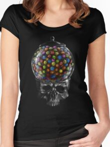 Skull Candy Women's Fitted Scoop T-Shirt