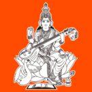 Sarasvati by tshart