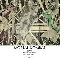 Mortal Kombat by David Berbia