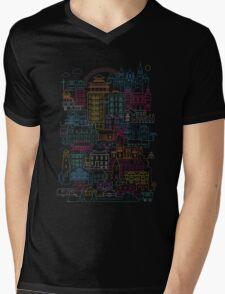 Home Sweet Home Mens V-Neck T-Shirt