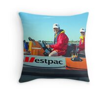 LSV's new RIB 02 Throw Pillow