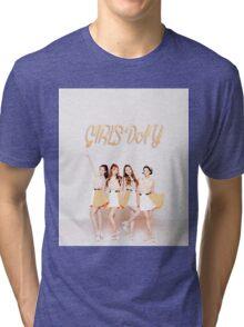 Girl's Day ♥ Tri-blend T-Shirt