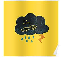 Sombre Weather Poster