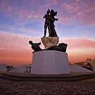 Martyrs Square  by Tony Elieh